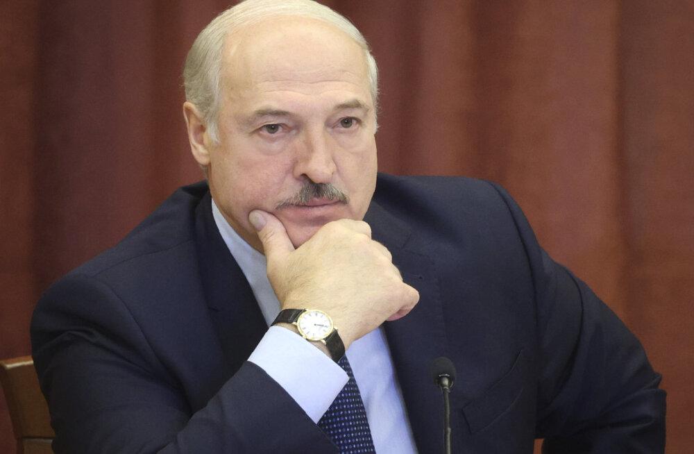 Кремль признал Лукашенко легитимным президентом Беларуси