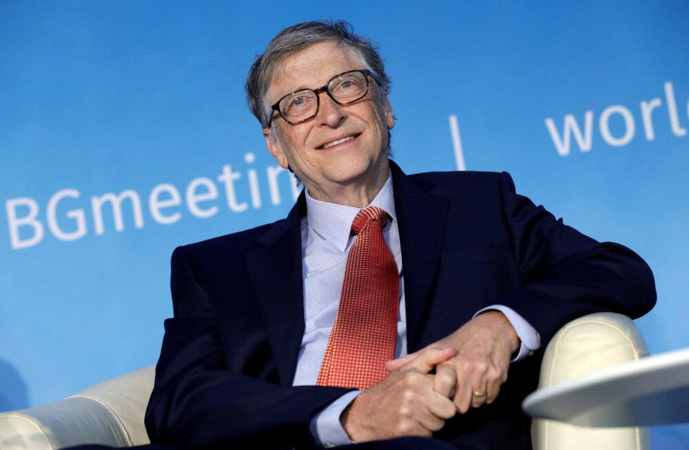 Üks küsimus, millega Bill Gates ja Warren Buffet mõõdavad edukust