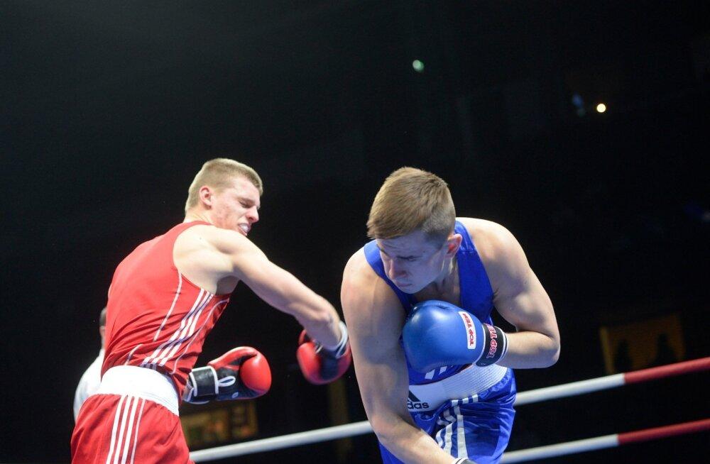 Rain Karlson GIGA Estonian Boxing Night'il
