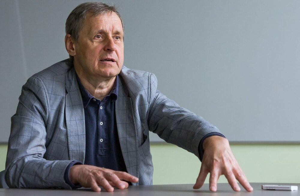 Professor Heidmets: elu ootab meilt rohkem oskust ja võimekust midagi koos teha