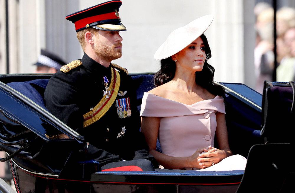 Sussexi hertsoginna Meghan ei mõista just seda kuninglikku reeglit