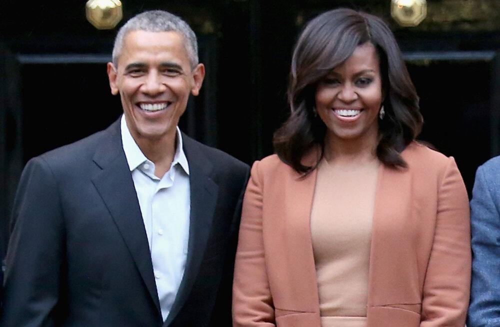 Michelle Obama ei usu suhtlusrakendustesse: sa ei saa ennast Tinderdada aastaid kestvasse suhtesse