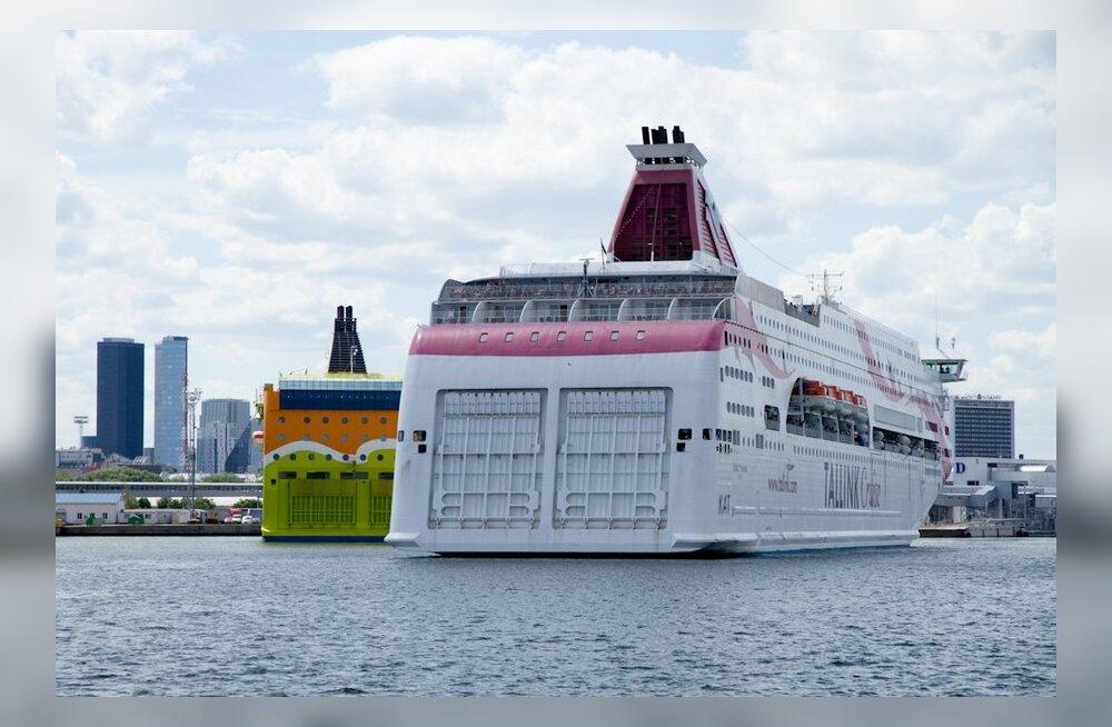 Tallink võib viia Baltic Princessi ära Tallinna liinilt
