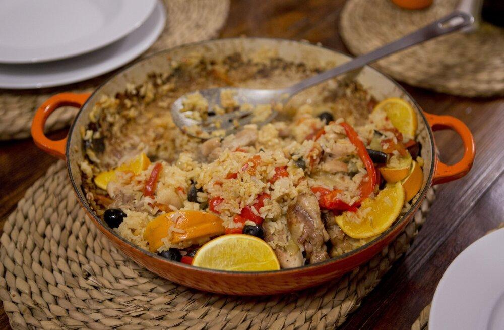 Tuntud restorani 18-eurone paella osutus arve saabudes kaks korda kallimaks