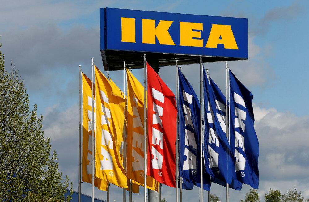 """7aastane tüdruk kirjutas IKEA poele kirja, paludes neil """"koledad"""" lipud ükssarviku piltidega lippude vastu välja vahetada. Poe vastus üllatas kogu peret"""