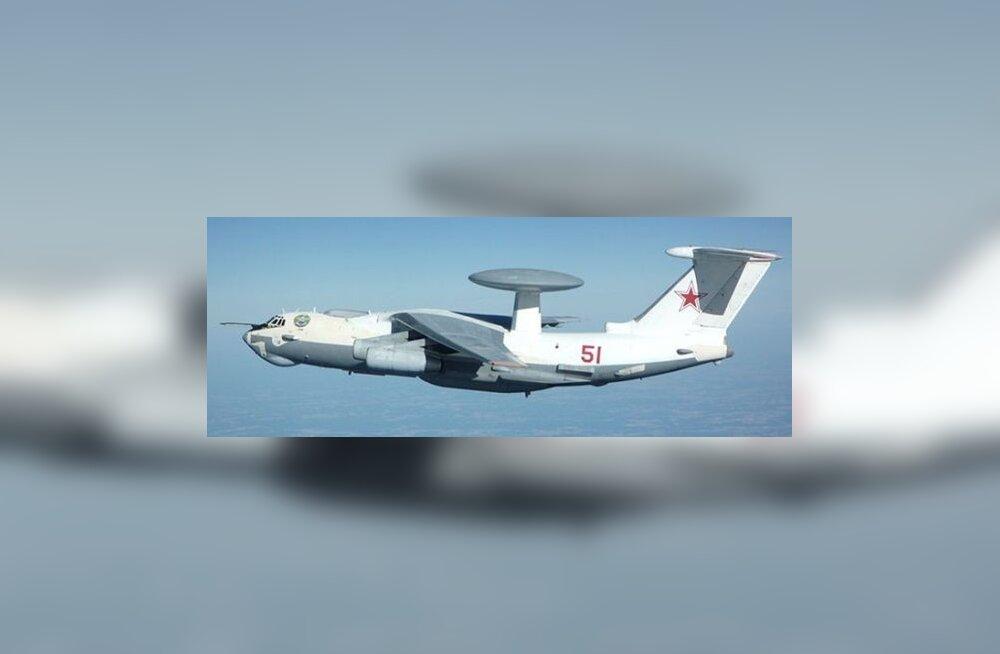 Vene sõjalennuk nuhkis Eesti-NATO õppuste järele?