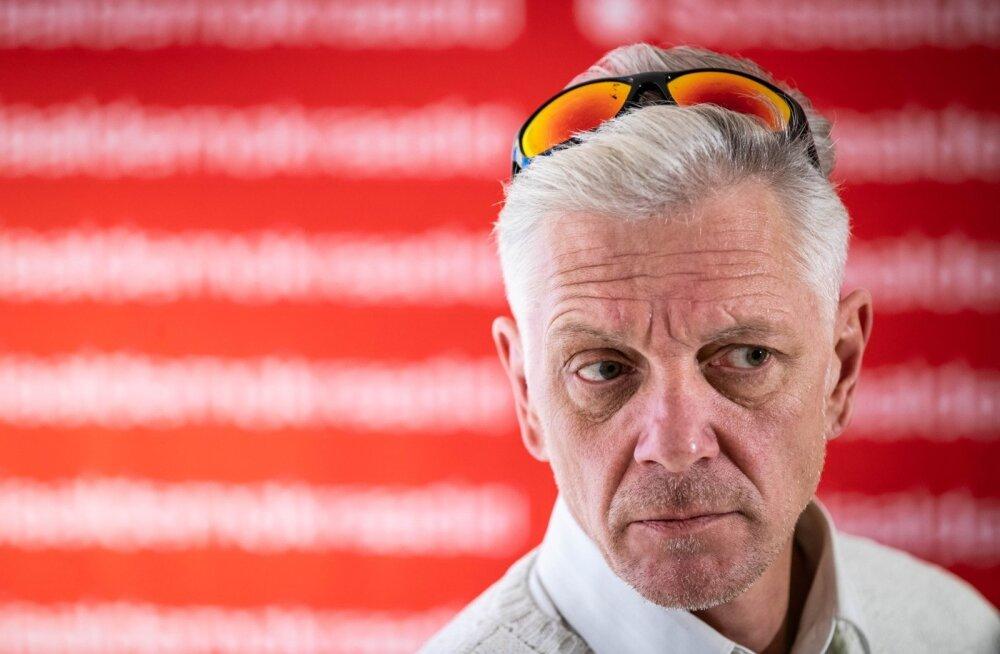 Sotsiaaldemokraatide esinumber Pärnumaal on Indrek Tarand