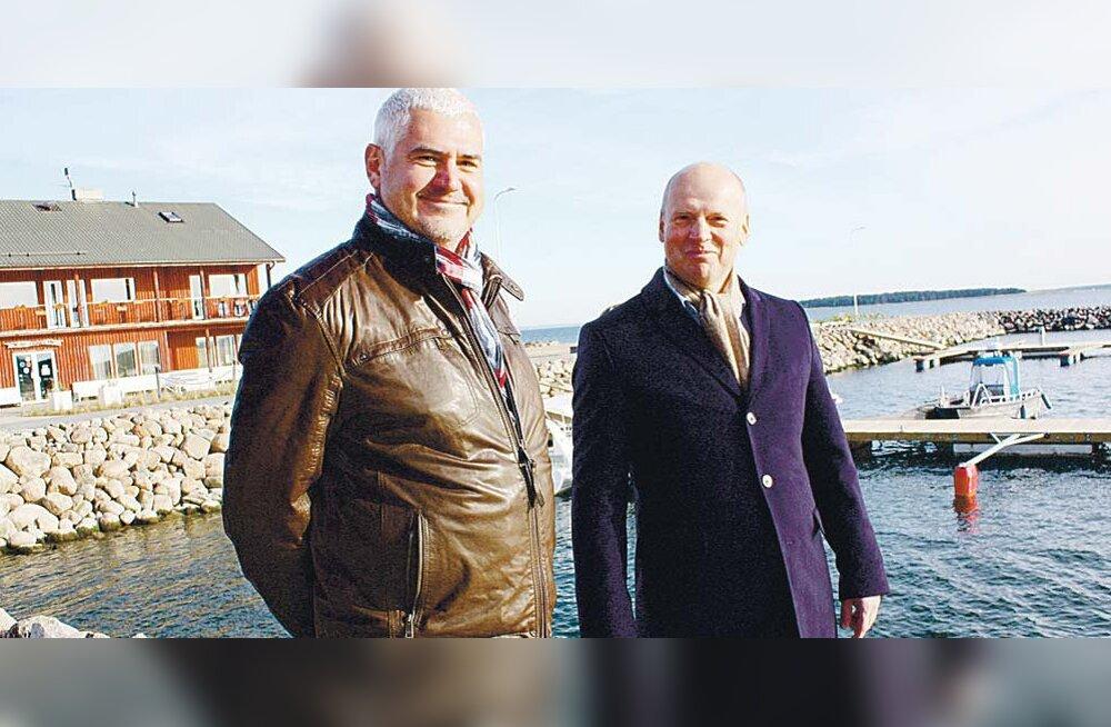 Kaberneeme sadama ehitajad tahtsid oma paatidele hoiukohta - välja kukkus täiesti uus sadam