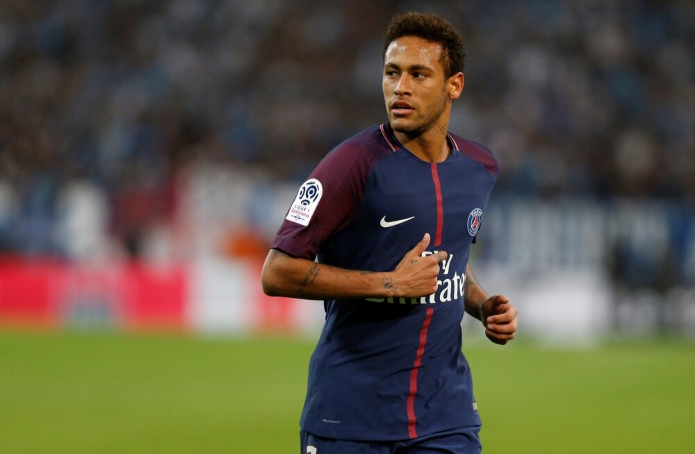 Neymar PSG ridades.