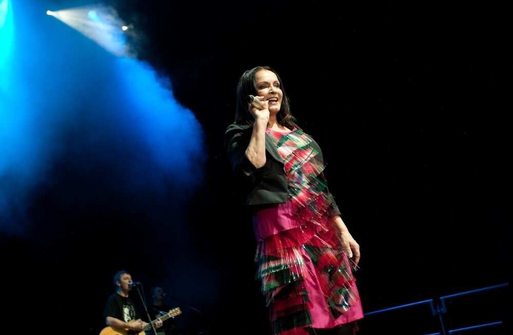 Sofia Rotaru kontsert