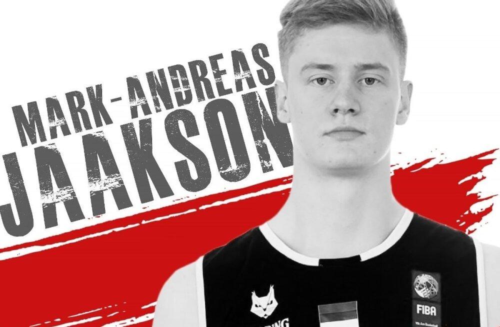 Mark-Andreas Jaakson.