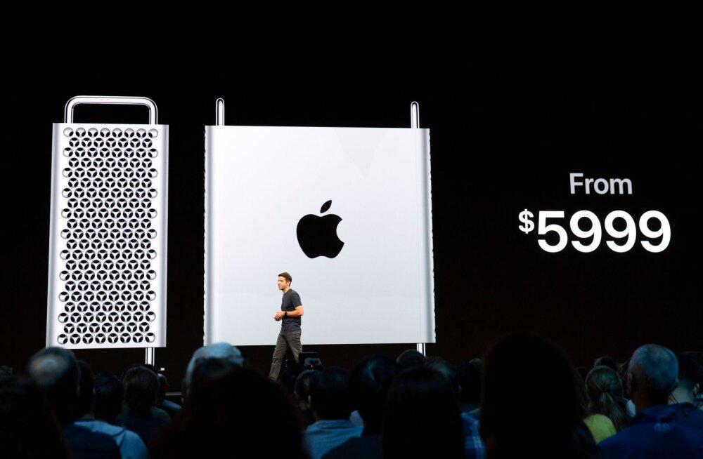 Uudiseid Apple'ilt: iTunes kaob, iPad saab uue operatsioonisüsteemi, uus tulikallis Mac Pro tuleb