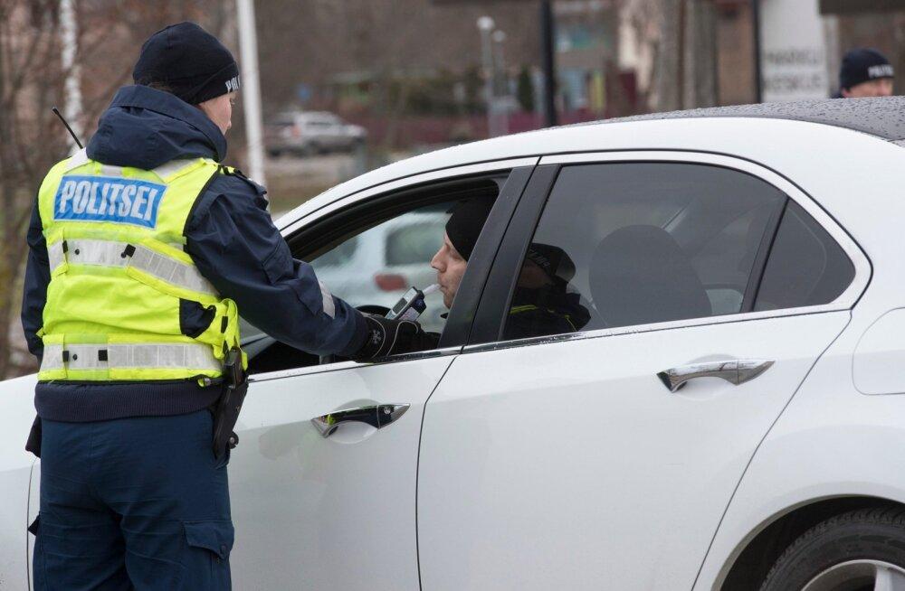 Politseireid Kõik puhuvad