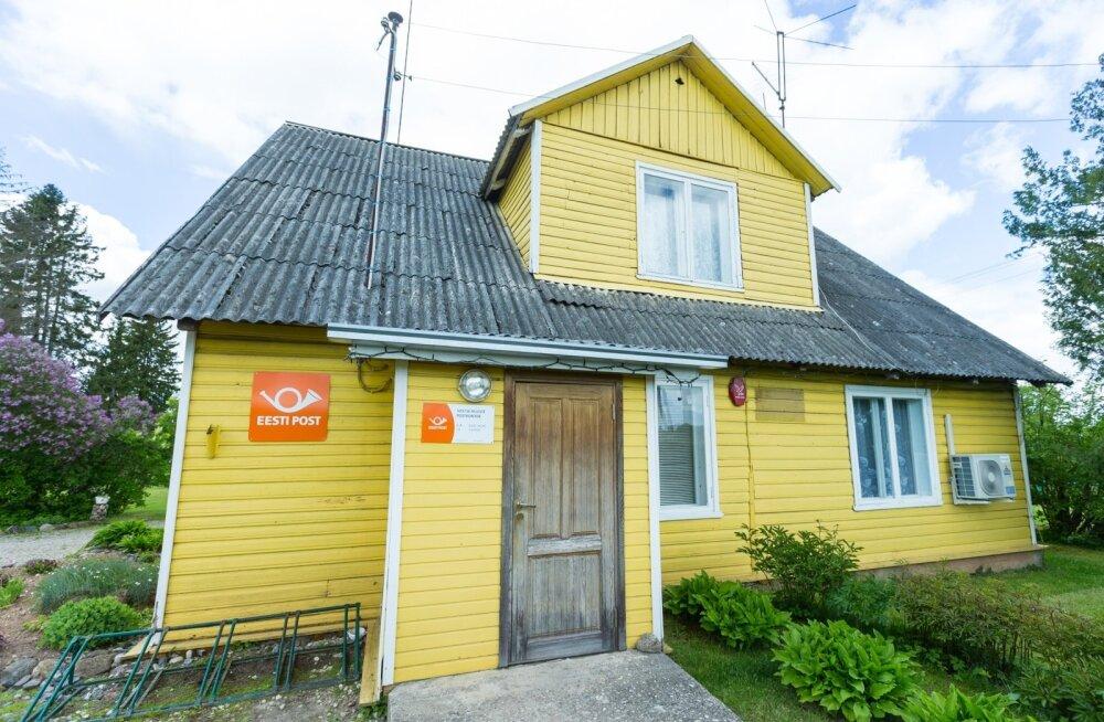 Vastse-Kuuste postkontor
