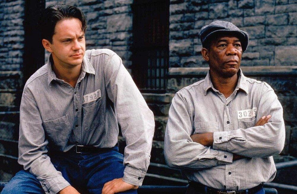 """8 fakti IMDb kõrgeima hinnanguga filmi """"Shawshanki lunastus"""" kohta"""