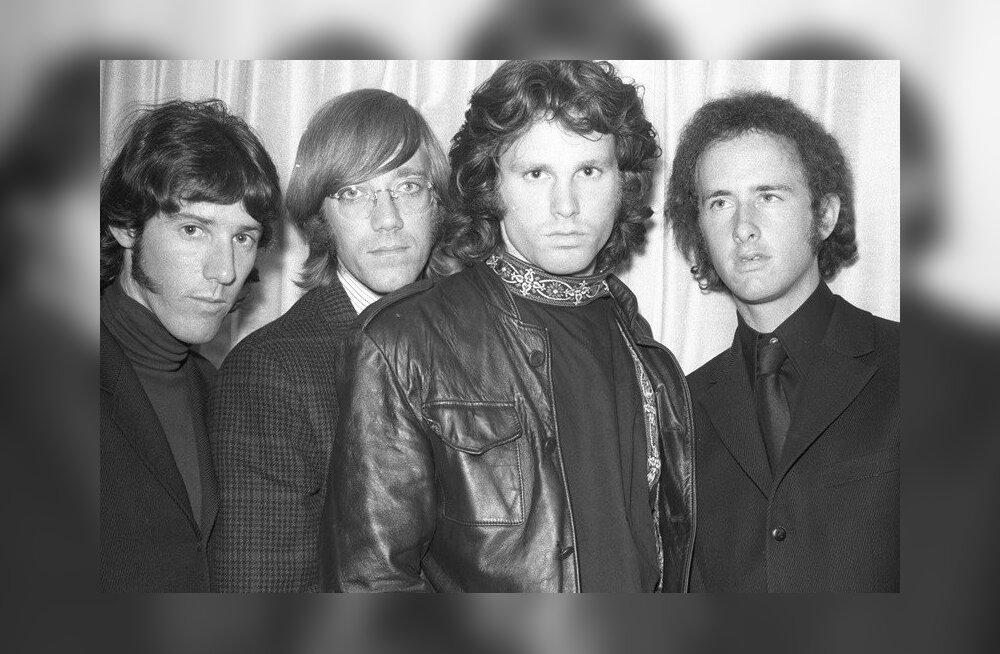 Rokilegend The Doors tuleb Forum Cinemas kinodesse erilise kontsertfilmiga