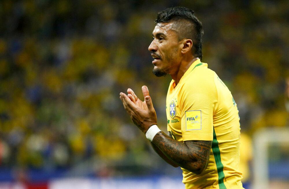 Barcelona ostis Neymari eest saadud rahaga mängija Hiinast