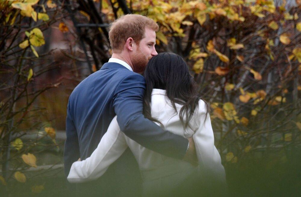 Prince Harry ja Meghan Markle
