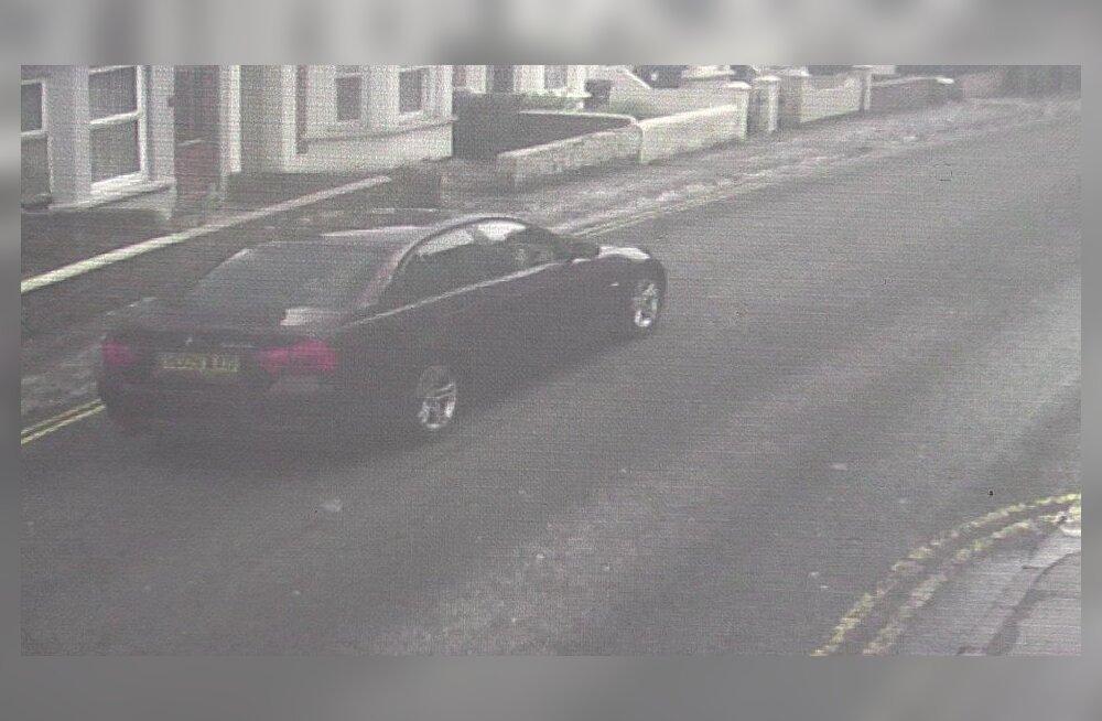 VIDEO   Skripal sõitis enne kokkuvarisemist Salisbury kesklinna poole, auto uste käepidemed võisid olla mürgitatud