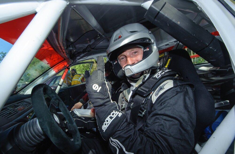Rally Estonia 2013 Top-10 sõitjad