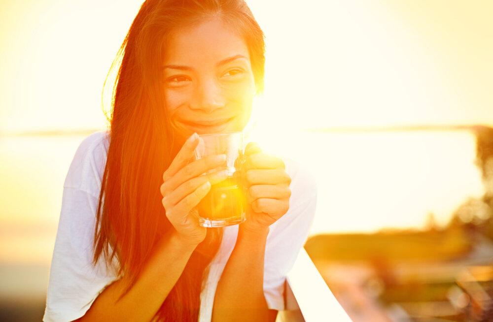 Sisu loob vormi: hea elu saab alguse heast läbisaamisest iseendaga