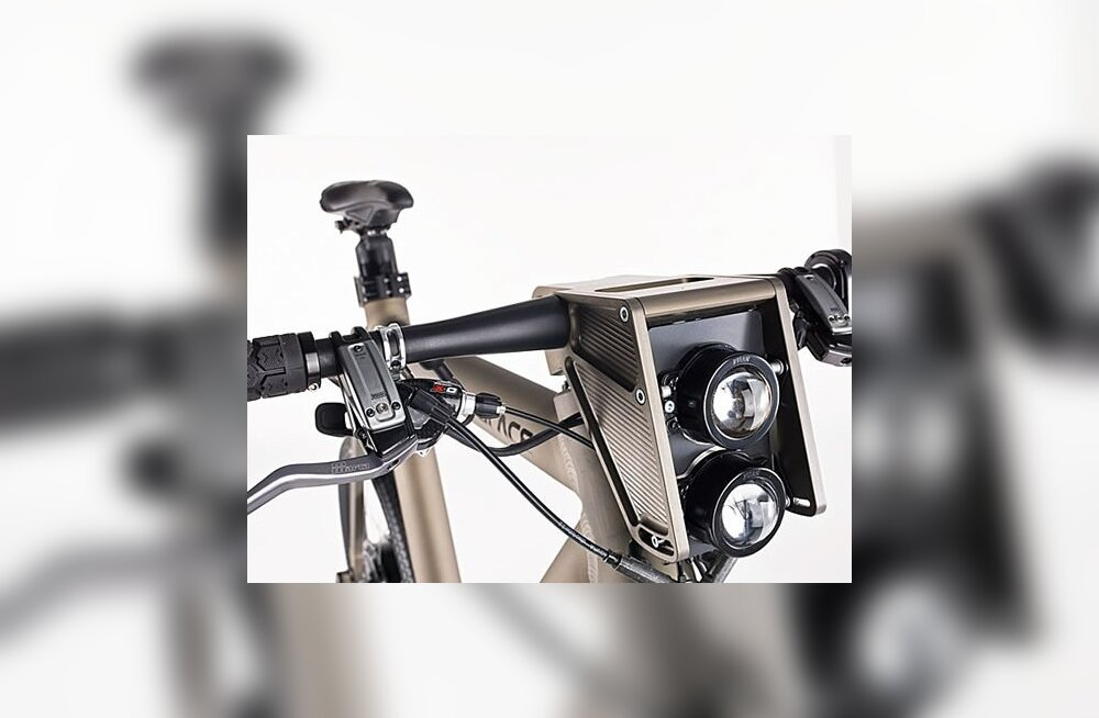 Elektriline jalgratas Grace Pro Race