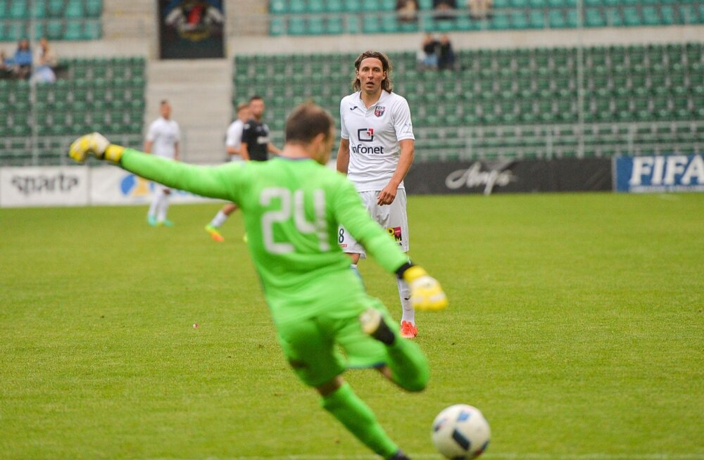 Vladimir Voskoboinikovil jäi Malta klubi puurilukk üle mängimata.