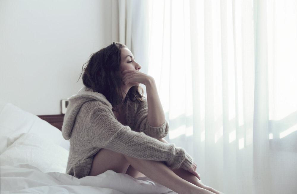 Koos elamine ei olegi nii seksikas? 26aastane naine kolis isolatsiooniks oma armsamaga kokku ja seksist pole juttugi
