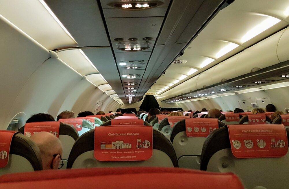 Ära seda lennukis tee: seitse tegevust, mis stjuardessidel närvi mustaks ajavad