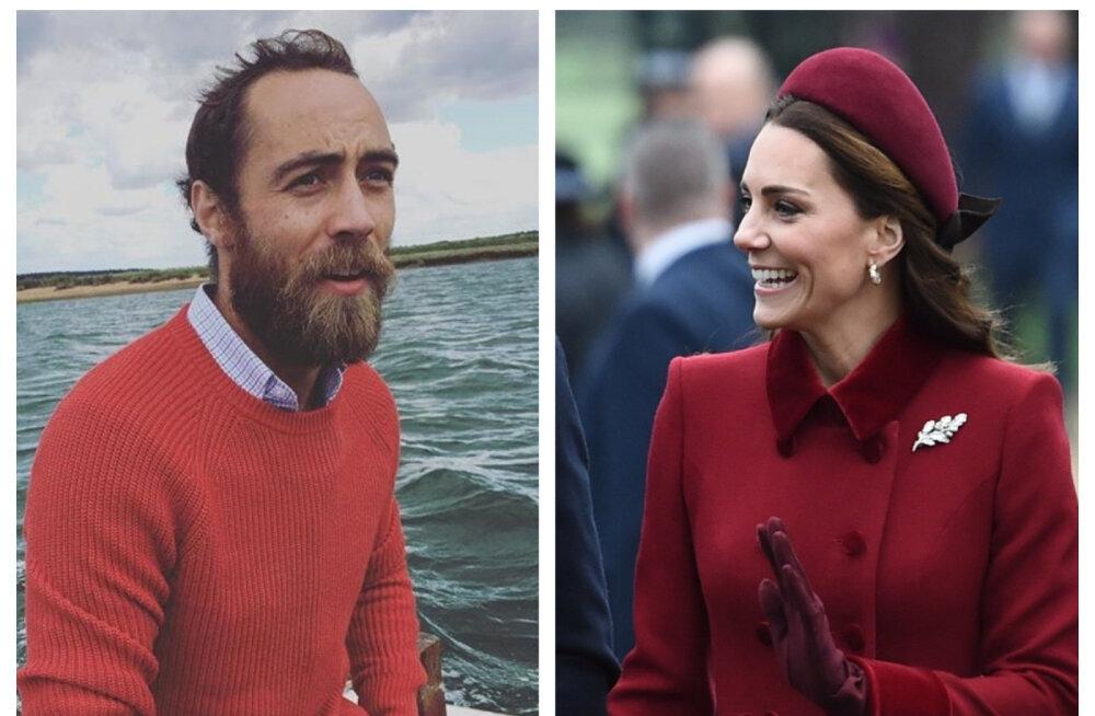 FOTOD   Kae mitmekülgset meest! Kate Middletoni vend tegi oma Instagrami avalikuks