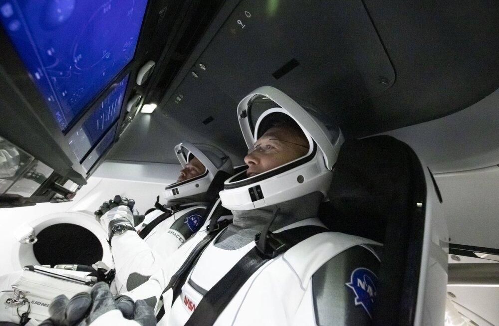 Астронавты готовы к полету