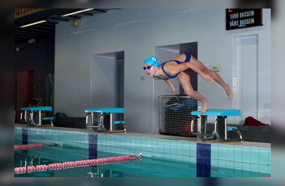 Endise kahevõistleja ujujast tütar Margaret Markvardt: kui teha, siis tahtega
