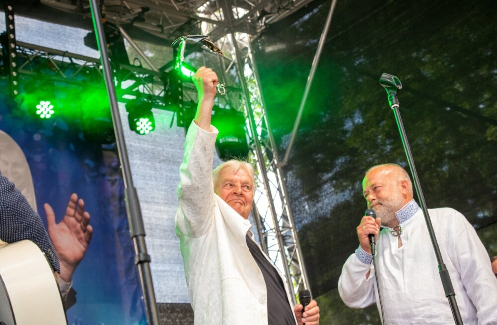 Ivo Linna 70 kuressaare