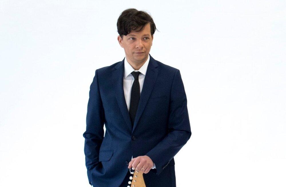 Making off Stig Rästa kontsert