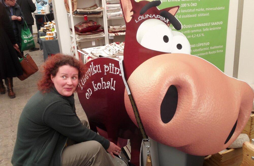 PÄEVAPILT: Tee selle lehmaga pilti, kogu 30 meeldimist ja saad tasuta mahepiima või alkoholivaba metsakohinat!