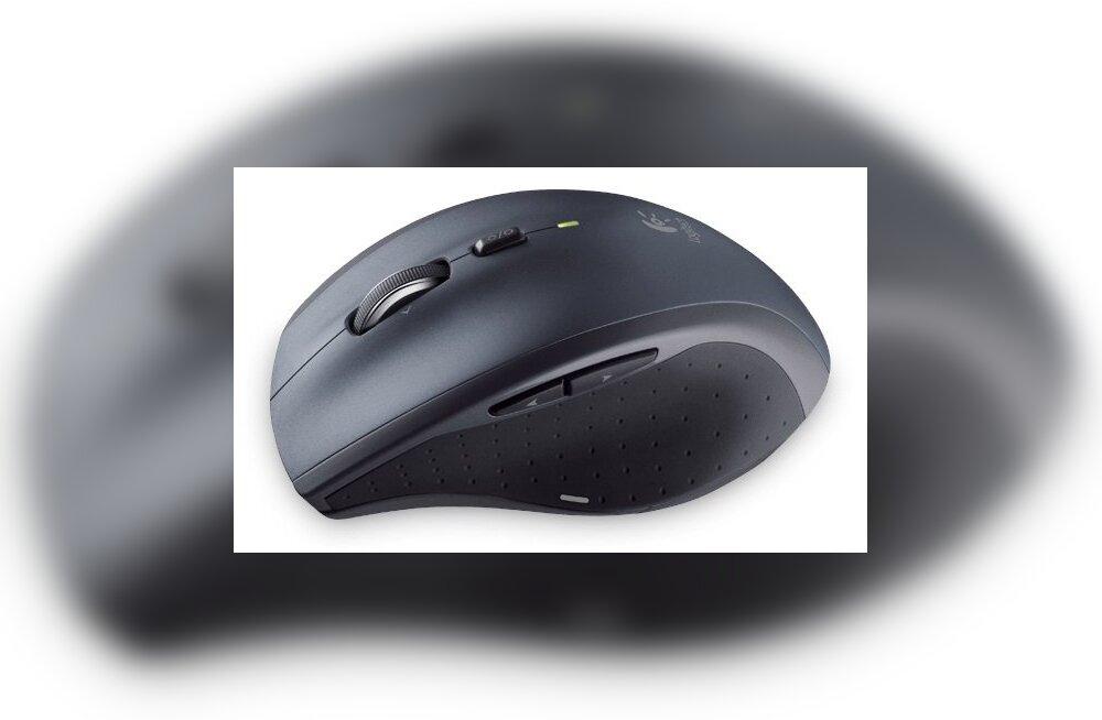 Põhjalik test selgitab: parim juhtmeta arvutihiir on Logitechi Marathon M705
