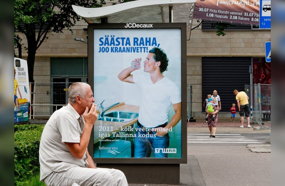 Tallinna Vee kampaania