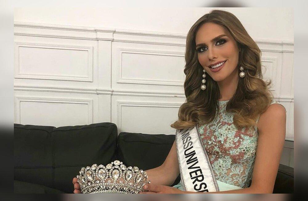 """В конкурсе """"Мисс Вселенная"""" впервые будет участвовать трансгендер"""