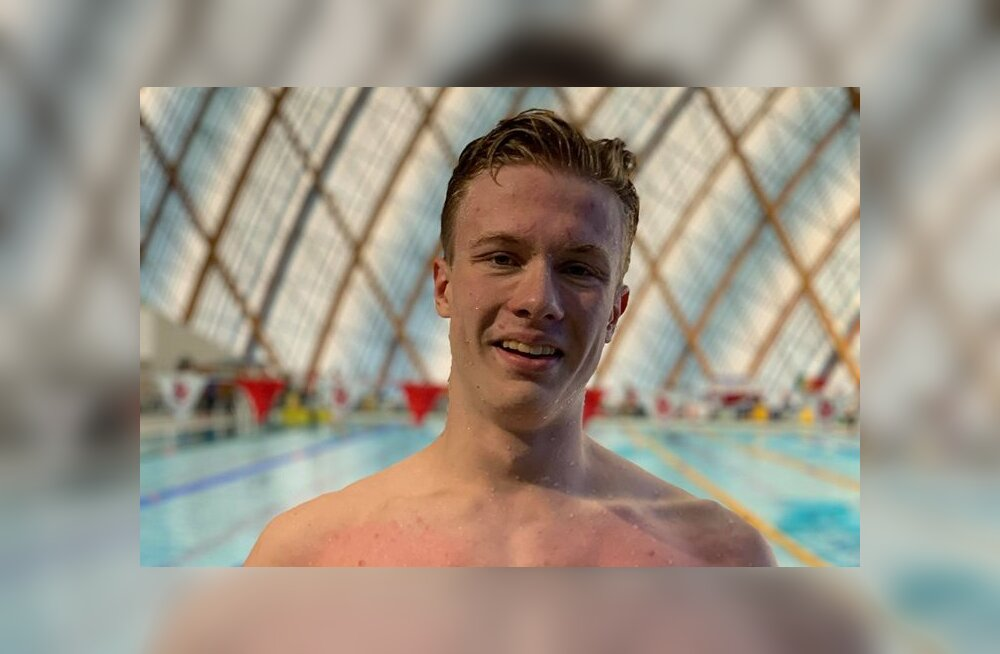 Uhke! Nikita Pisarenko alustas juunioride EM-i Eesti rekordiga