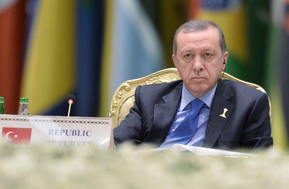 Erdoğan: Vene piloodi viga ei tohiks kahjustada Vene-Türgi suhteid