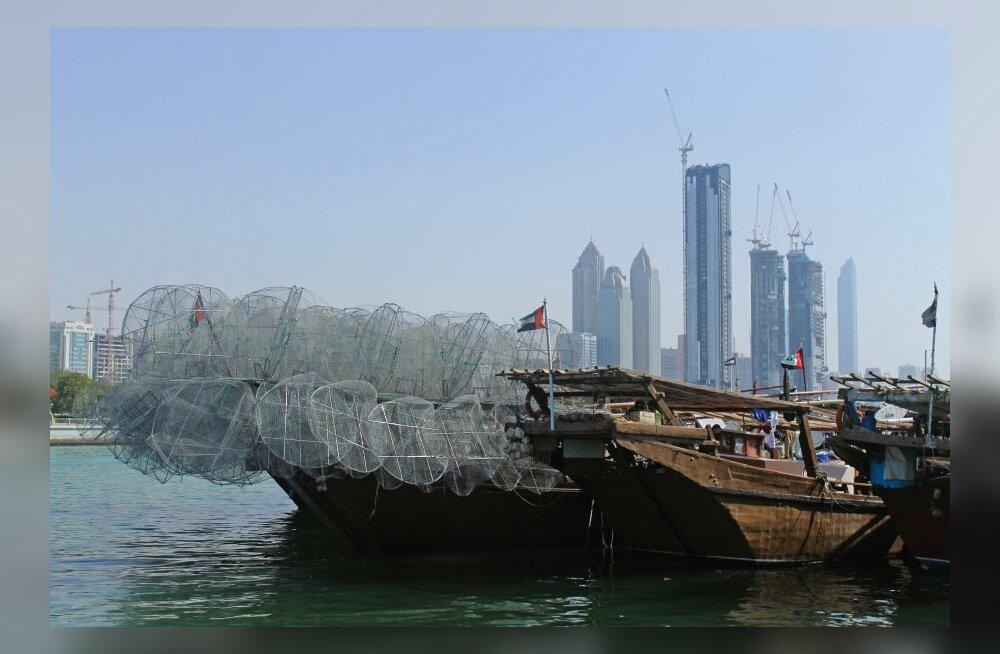 Abu Dhabi - lagedast nomaadide peatuspaigast uskumatu luksuseni