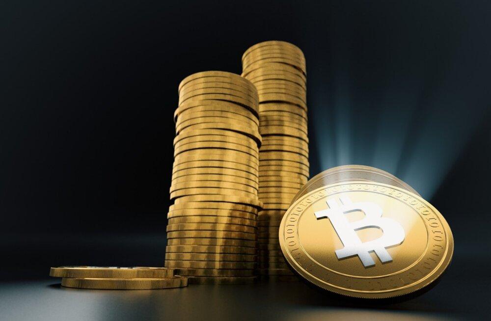 Bitcoini megainvestor kadus, kui Bitcoini hind tõusis 10 000 dollarini