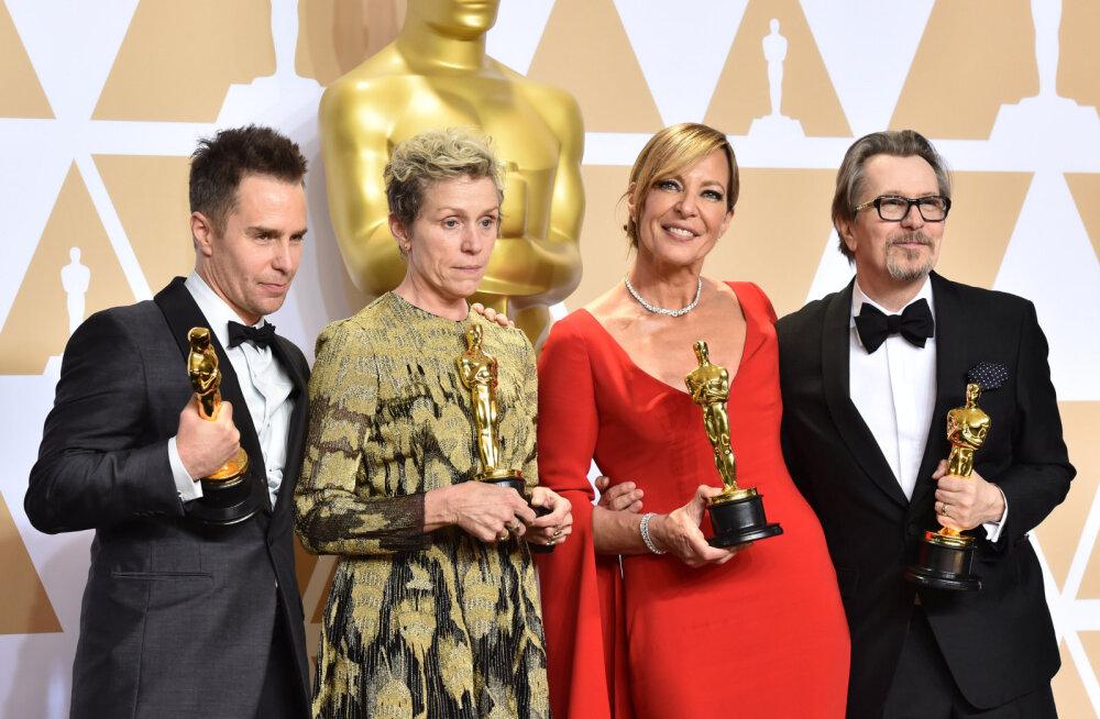 Asi selge! Esimest korda 30 aasta jooksul ei ole Oscarite galal õhtujuhti