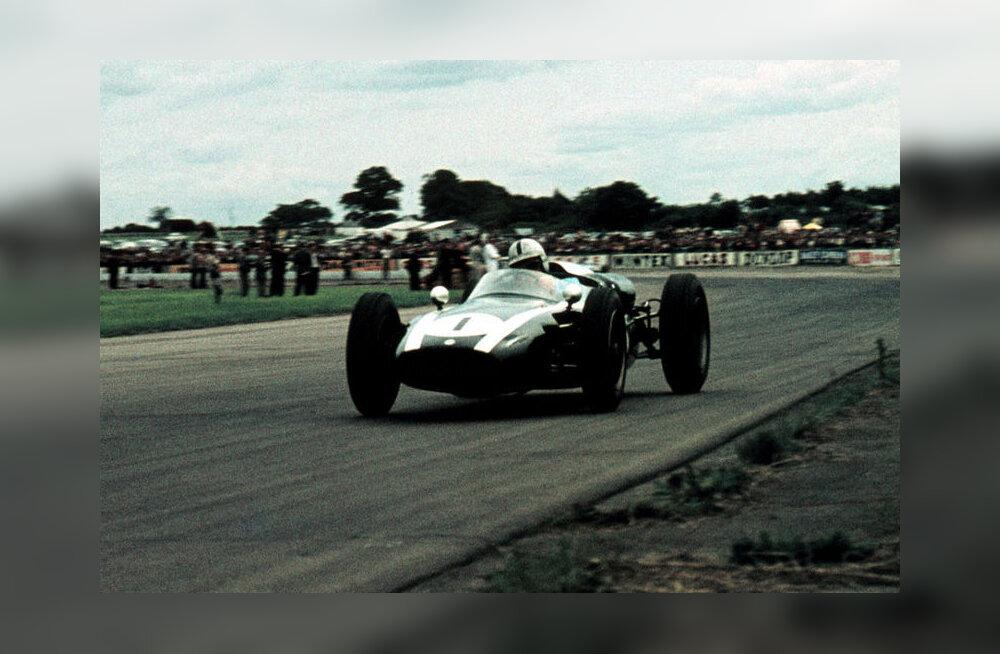 F1 aastal 1960: Võitlus käis maakera kuklapoole meeste, Brabhami ja McLareni vahel