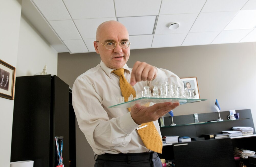 Erik Roose - Eestu Rahvusringhääling, juhatuse esimees