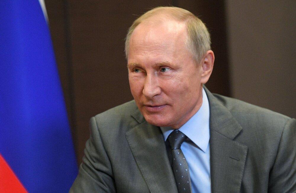 Putini kuberneride väljavahetamise laine jõudis ka Pihkva oblasti juhini