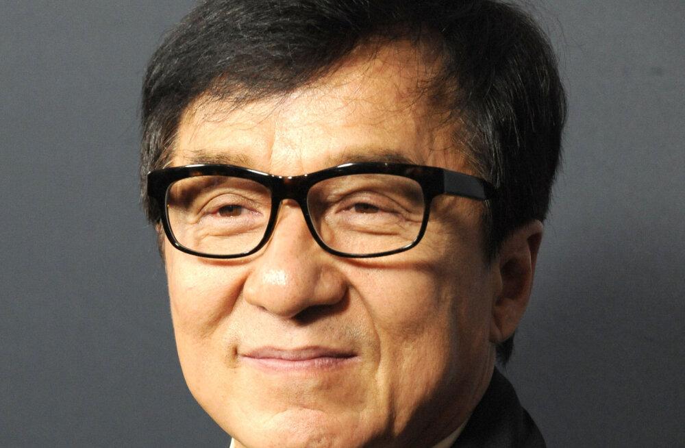 FOTOD   Jackie Chani 18-aastane tütar tegi maailmale jahmatava ülestunnistuse