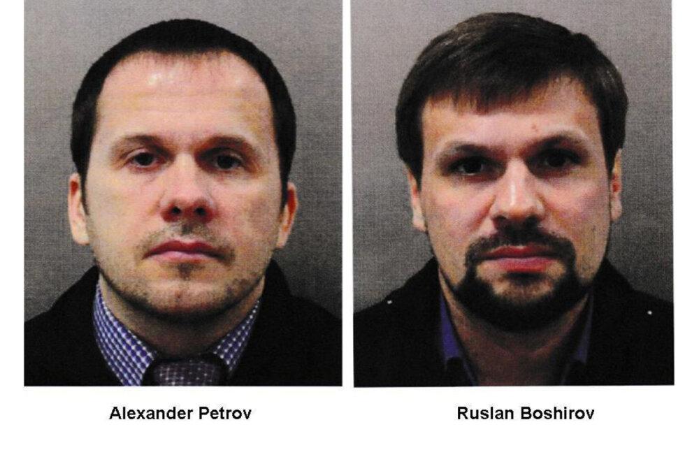 Германия начала расследование в отношении агентов ГРУ Петрова и Боширова из-за их поездки во Франкфурт