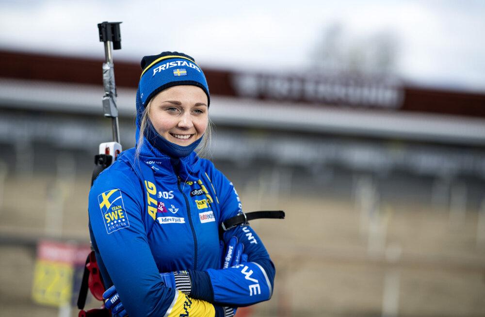 Rootsi suusastaar sai rulluisutades vigastada