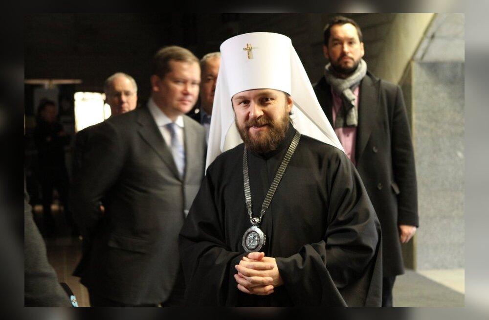 митрополит иларион в ковбойской шляпе фото зимних сапог